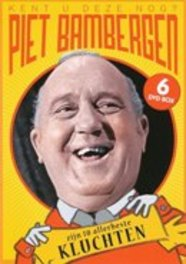 Piet Bambergen - Zijn 10 allerbeste kluchten (6 dvd)