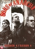 Sons of anarchy - Seizoen 4, (DVD)