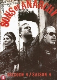 Sons of anarchy - Seizoen 4, (DVD) TV SERIES, DVDNL