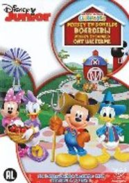 Mickey Mouse clubhouse - Mickey en Donalds boerderij, (DVD) .. A FARM - PAL/REGION 2-BILINGUAL MICKEY MOUSE CLUBHOUSE, DVD