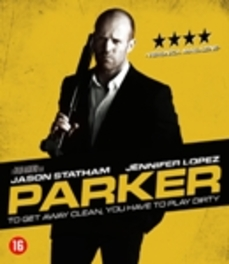 Parker, (Blu-Ray) CAST: JASON STATHAM, JENNIFER LOPEZ MOVIE, BLURAY
