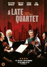 Late quartet, (DVD) PAL/REGION 2 / W/ CHRISTOPHER WALKEN, PHILIP SEYMOUR H. MOVIE, DVDNL