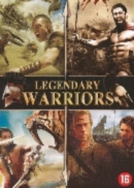 Legendary warriors box, (DVD) PAL/REGION 2-BILINGUAL MOVIE, DVD