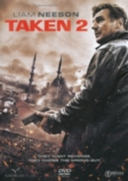 Taken 2, (DVD) CAST: LIAM NEESON, FAMKE JANSSEN MOVIE, DVDNL