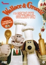Wallace & Gromit - The Complete Collection (2DVD)