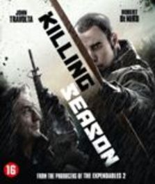 Killing season, (Blu-Ray) MOVIE, Blu-Ray
