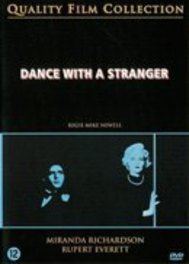 Dance with a stranger, (DVD) PAL/REGION 2 MOVIE, DVD