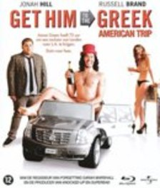 Get him to the greek, (Blu-Ray) BILINGUAL MOVIE, Blu-Ray