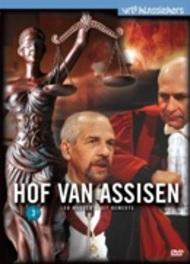 Hof van Assisen - Seizoen 3, (DVD) PAL/REGION 2 // VRT KLASSIEKER TV SERIES, DVDNL