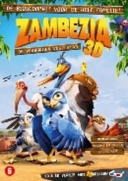 Zambezia, (DVD) CAST: JEFF GOLDBLUM, SAMUEL L. JACKSON ANIMATION, DVDNL
