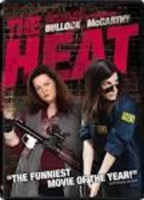 Heat, (DVD) BILINGUAL /CAST: SANDRA BULLOCK, MELISSA MCCARTH MOVIE, DVDNL