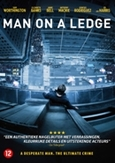 Man on a ledge, (DVD)