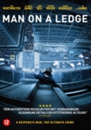 Man On A Legde