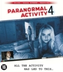 Paranormal activity 4, (Blu-Ray)
