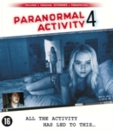 Paranormal activity 4, (Blu-Ray) MOVIE, Blu-Ray