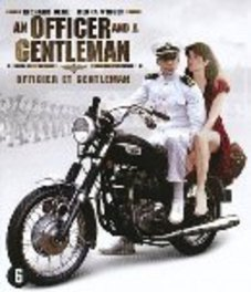 Officer and a gentleman, (Blu-Ray) BILINGUAL // W/ RICHARD GERE & DEBRA WINGER MOVIE, Blu-Ray