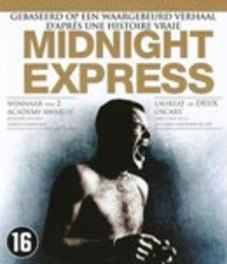 Midnight express, (Blu-Ray) BILINGUAL // W/BRAD DAVIS, RANDY QUAID, NORBERT WEISSER MOVIE, Blu-Ray