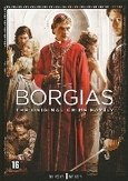 Borgias - Seizoen 1, (DVD) BILINGUAL /CAST: JEREMY IRONS, DAVID OAKES