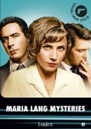 Maria Lang mysteries, (DVD) TV SERIES, DVDNL