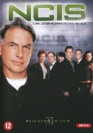NCIS - Seizoen 4, (DVD) BILINGUAL /CAST: MARK HARMON, PAULEY PERRETTE TV SERIES, DVDNL