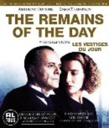 Remains of the day, (Blu-Ray) BILINGUAL // W/ANTHONY HOPKINS Ishiguro, Kazuo, BLURAY