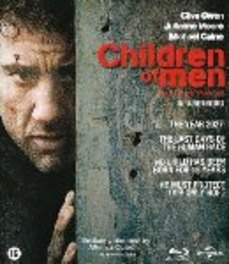 Children of men, (Blu-Ray) BILINGUAL // W/ MICHAEL CAINE, CLIVE OWEN MOVIE, BLURAY