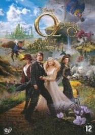 Oz the great and powerful, (DVD) PAL/REGION 2-BILINGUAL // W/ JAMES FRANCO, MILA KUNIS Baum, L. Frank, DVD
