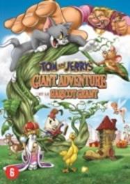 Tom & Jerry - A giant adventure, (DVD) .. ADVENTURE - BILINGUAL CARTOON, DVDNL