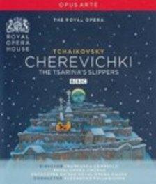 CHEREVICHKI, TCHAIKOVSKY, PYOTR ILYICH, POLIANICHKO, A. ROYAL OPERA HOUSE COVENT GARDEN Blu-Ray, P.I. TCHAIKOVSKY, Blu-Ray