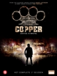 Copper - Seizoen 1 (4 DVD)