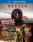 Rubber/Some guy who kills people, (Blu-Ray) .. KILLS PEOPLE