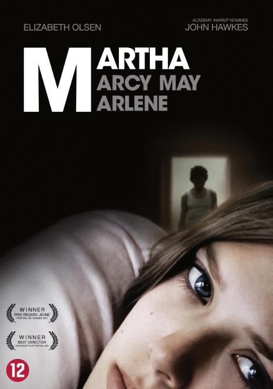 Martha Marcy May Marlene, (DVD) BILINGUAL /CAST: ELIZABETH OLSEN, JOHN HAWKES MOVIE, DVDNL