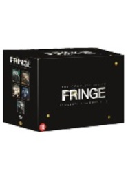Fringe - The complete series, (DVD) .. COLLECTION - PAL/REGION 2-BILINGUAL TV SERIES, DVD