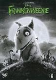 Frankenweenie, (DVD)