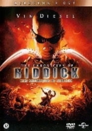 Chronicles of Riddick , (DVD) BILINGUAL /CAST: VIN DIESEL, KARL URBAN, JUDI DENCH MOVIE, DVDNL
