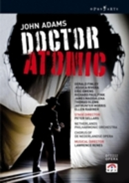 DOCTOR ATOMIC, ADAMS, JOHN, RENES, L. PAL/ALL REGIONS //L.RENES DVD, JOHN ADAMS, DVDNL