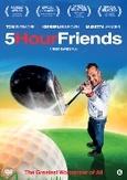 5 hour friends, (DVD) PAL/REGION 2 // W/ DAVID NOVAK, THEO DAVIES