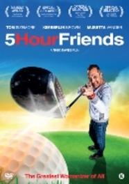 5 hour friends, (DVD) PAL/REGION 2 // W/ DAVID NOVAK, THEO DAVIES MOVIE, DVD