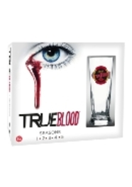 True blood - Seizoen 1-5, (DVD) BILINGUAL //W/ ANNA PAQUIN, SAM TRAMMELL TV SERIES, DVDNL