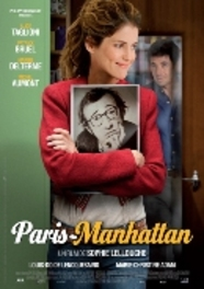 Paris - Manhattan, (DVD) PAL/REGION 2 // W/ ALICE TAGLIONI, PATRICK BRUEL MOVIE, DVDNL