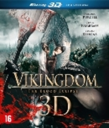 Vikingdom 3D, (Blu-Ray) W/ DOMINIC PURCELL // 2D+3D MOVIE, Blu-Ray