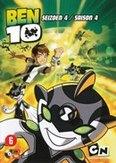 Ben 10 - Seizoen 4, (DVD)