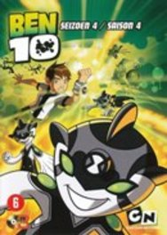 Ben 10 - Seizoen 4, (DVD) CHILDREN, DVDNL