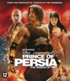 Prince of persia - The sands of time, (Blu-Ray) -SANDS OF TIME- // W/JAKE GYLLENHAAL, GEMMA ARTERTON MOVIE, Blu-Ray