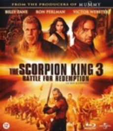 Scorpion King 3: Battle For Redemption (Blu-ray)