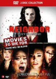 Neighbor/Sorority row, (DVD) PAL/REGION 2 MOVIE, DVDNL