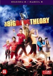 Big bang theory - Seizoen 5, (DVD) BILINGUAL /CAST: JIM PARSONS, KALEY CUOCO TV SERIES, DVDNL