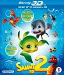 Sammy 2 (2D+3D), (Blu-Ray)