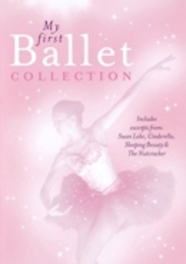 MY FIRST BALLET COLLECTION, TCHAIKOVSKY/DELIBES/ADAM/HEROLD WORKS BY TCHAIKOVSKY/DELIBES...//NTSC/ALL REGIONS DVD, V/A, DVDNL