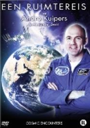 Ruimtereis met Andre Kuipers & Alexander Gerst, (DVD) .. KUIPERS EN ALEXANDER GERST DOCUMENTARY, DVD